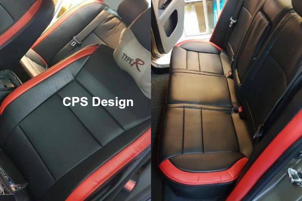 Semi/Super Leather Seat Cover – Toyota Vellfire – Car Accessories ...